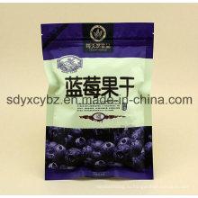 Одобренный SGS Поставщик Китай Признавайте изготовленный на заказ заказ и Снэк-молнии полиэтиленового пакета еды