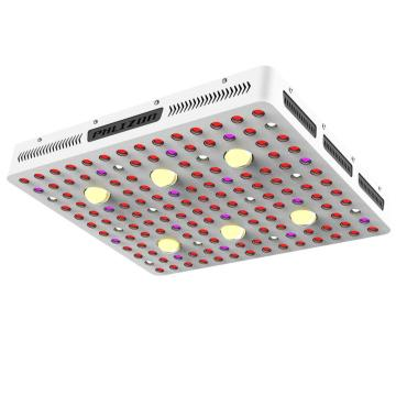 Luces de cultivo LED para interiores Phlizon COB 600W