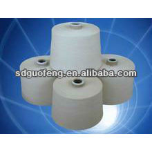sell cotton polyester blended T/C CVC yarn