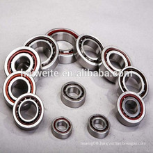 usage pump double row angular contact ball bearings 5306