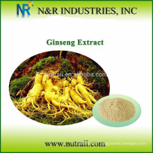 panax ginseng extract 80% Total ginsenosides