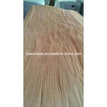 0,3 mm rot Plb Furnier Linyi zur Herstellung von Sperrholz