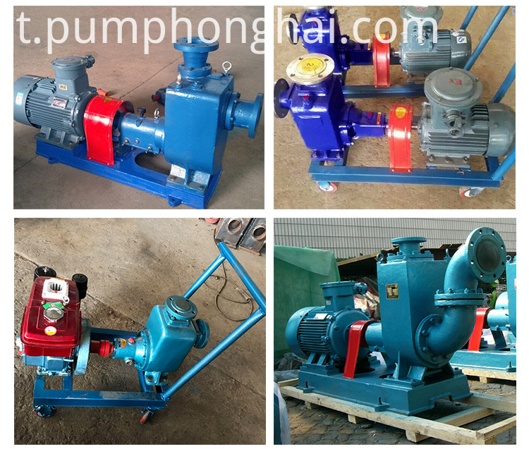 Self Priming Sea Water Pump
