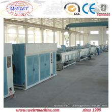 Tubo de 20-1200mm um a três camadas do PE de PPR que faz a máquina com patente