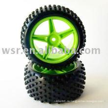 Kautschuk RC Reifen für Rennwagen