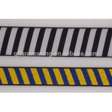 La fábrica modifica la cinta de sarga impresa personalizada de alta calidad multiusos duradera respetuosa del medio ambiente