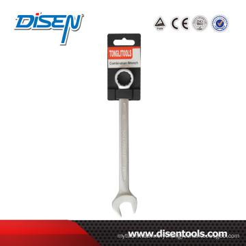 Ordinary Sandy Finish Combination Wrench