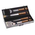 4pcs outils de barbecue robustes
