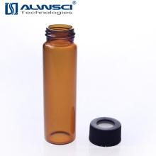 Flacon d'analyse de chromatographie de qualité EPA TOC de 40 ml