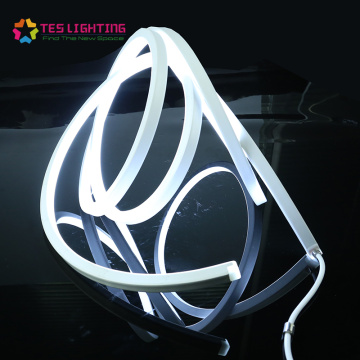 Exterior led neon flex rope impermeable ip68