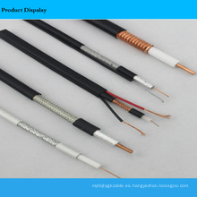 Cable Cozxial y Cable Flexible Multi-Core