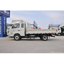 Fornece 2-3 toneladas de caminhão basculante pequeno LHD RHD