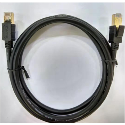 Cable de red Kingwire 40GBase-T CAT8 2000MHz