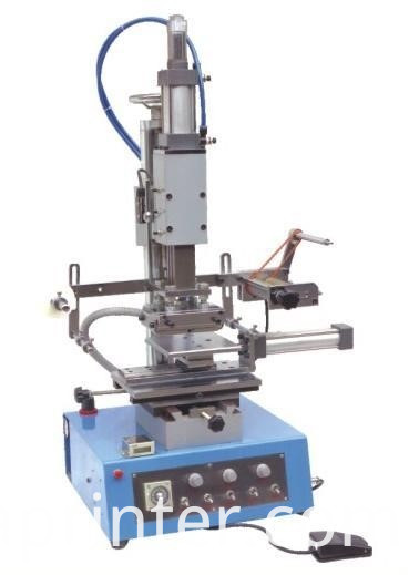 Plane & Round Hot Stamping Machine