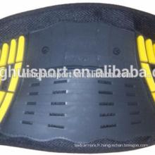 Tapis de taille de garde de ceinture de vente chaude de remise en forme élastique de motocross