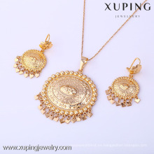 61616-Xuping Wholesale Jewelry Special Style mujer conjunto de joyas