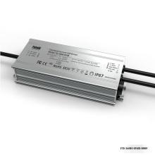 Motorista impermeável do diodo emissor de luz do caso 160W de alumínio