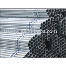 hot galvanized seamless steel tubes