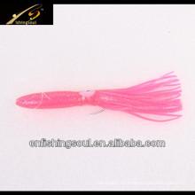 SLL038 20g / 18cm, falda de pesca suave del señuelo