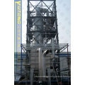 Machine de séchage de jet de pression de poudre de résine