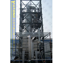 Máquina de secado por pulverización a presión en polvo de resina