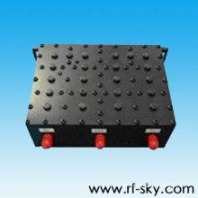 100W 885-934MHz SMA-F Connecteur Type Duplexeur RF Fabricant GSM_R Duplexer