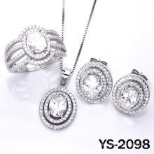 La joyería de la manera fijó la plata 925 (YS-2098. JPG)