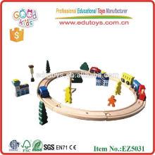 Wooden Kids Slot Toys