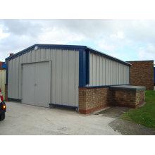 Prefabricated Steel Structure Garage (KXD-SSB1362)