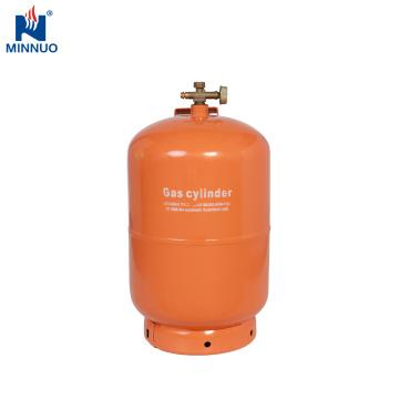 Cilindro de gás vazio de 5kg para a Dominica