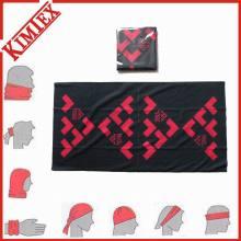 Головная повязка для мужчин, головной платок для женщин, бандана шейный платок, шарф
