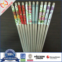 Titanium Chopsticks with Ceramic Handle