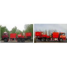 400/700 type oilfield cementing cement truck