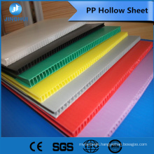 4mm 690g PP Hollow Sheet (Correx Sheet)