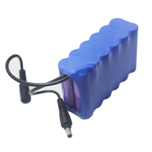 18650 4S3P 14.8V 10500mAh Li-Ion Battery Pack