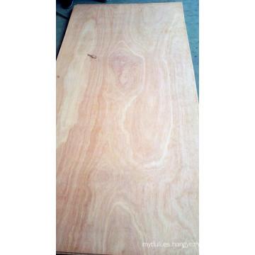 Lápiz Cedar madera contrachapada BB / CC Grado Poplar Core (P001)