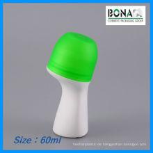 60ml gut aussehende Plastikrolle auf Flasche