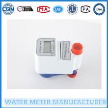 Medidor de vazão de água pré-pago em tipo vertical