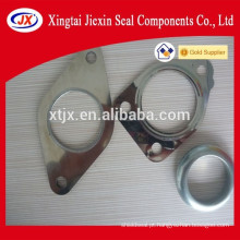 Gaksets de silenciador de aço inoxidável para autopeças
