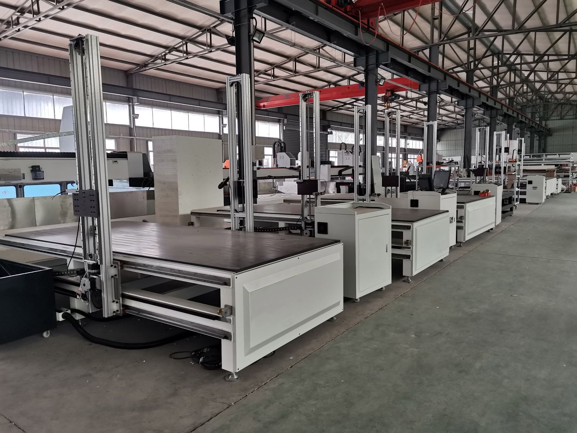 cnc foam cutting machine hotwire