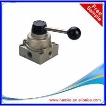 HV-02 Conector da válvula solenóide de encaixe do melhor preço