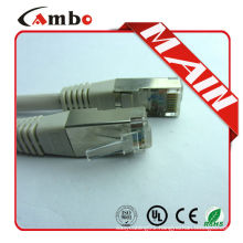Low Price cat6 ftp patch cord Full Shielded RJ45
