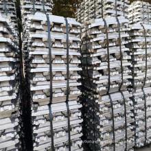 Pure Aluminum Ingots China Manufacturer with Best Price Price