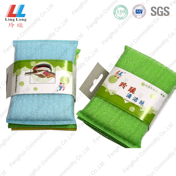 cleaning scouring pad