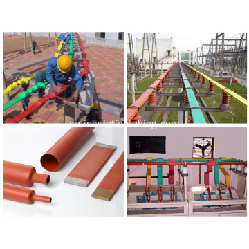 35kv Busbar Insulation Sleeving Shrink Sleeve