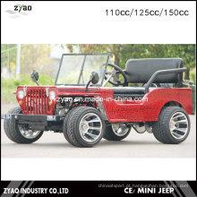110cc / 125cc / 150cc Jeep Dune Buggy para Crianças
