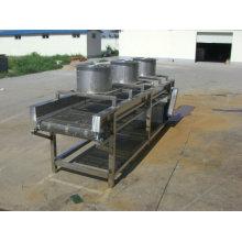 mesh belt drying machine/equipment/plant