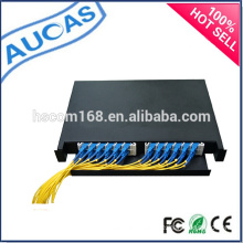 wall mount fiber optic Patch Panel / 24 port fiber optic patch panel / systimax fiber optic patch panel
