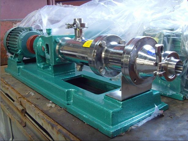 I-1B series thick slurry pump 40
