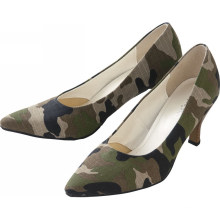 Sapatas de vestido novas da forma das sapatas de vestido da beleza de 2015 sapatas novas do salto baixo sapatos bonitos da cor